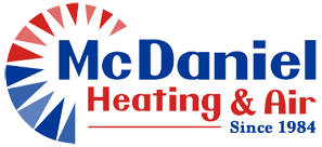 McDaniel Heating & Air Logo